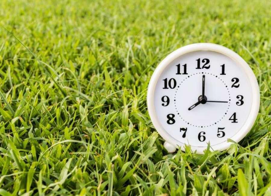 Standard time measure clears state Senate