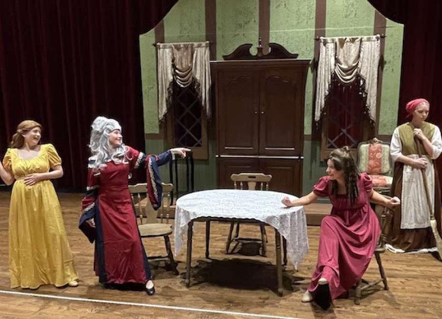 STAR production of 'Cinderella' runs through Sunday