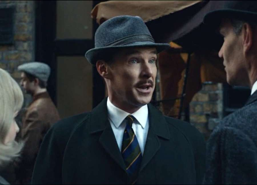 The Courier: Plodding spy story gets boost from Cumberbatch