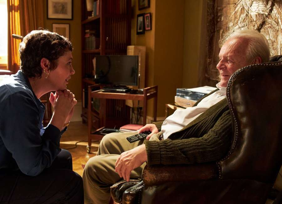The Father: Dementia story gives Hopkins one of his best roles