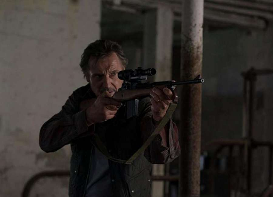 The Marksman: Off-target film is Neeson's latest miss