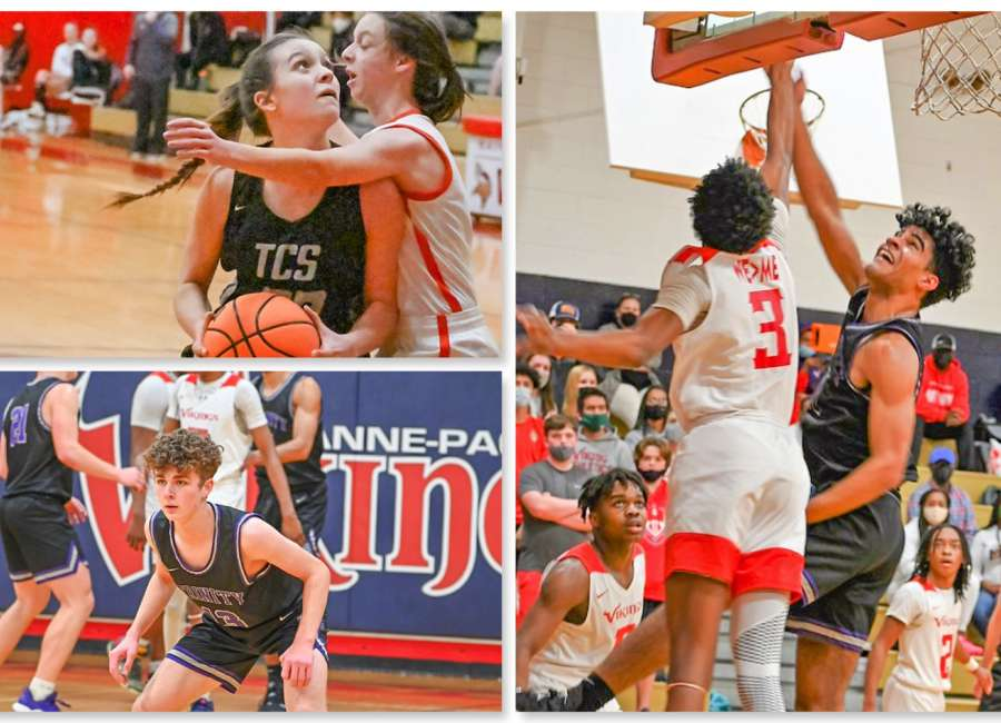 Tough road loss for Trinity Christian