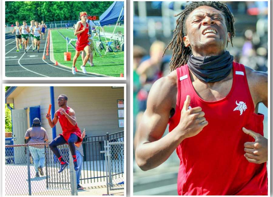 Track athletes standout at Sectionals