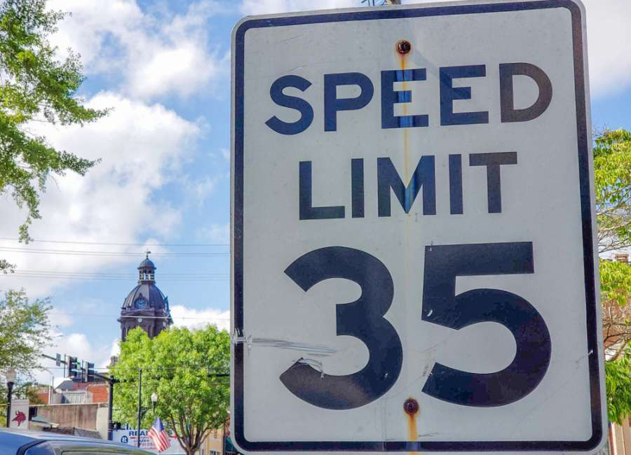 Traffic study recommends speed limit reduction in downtown Newnan