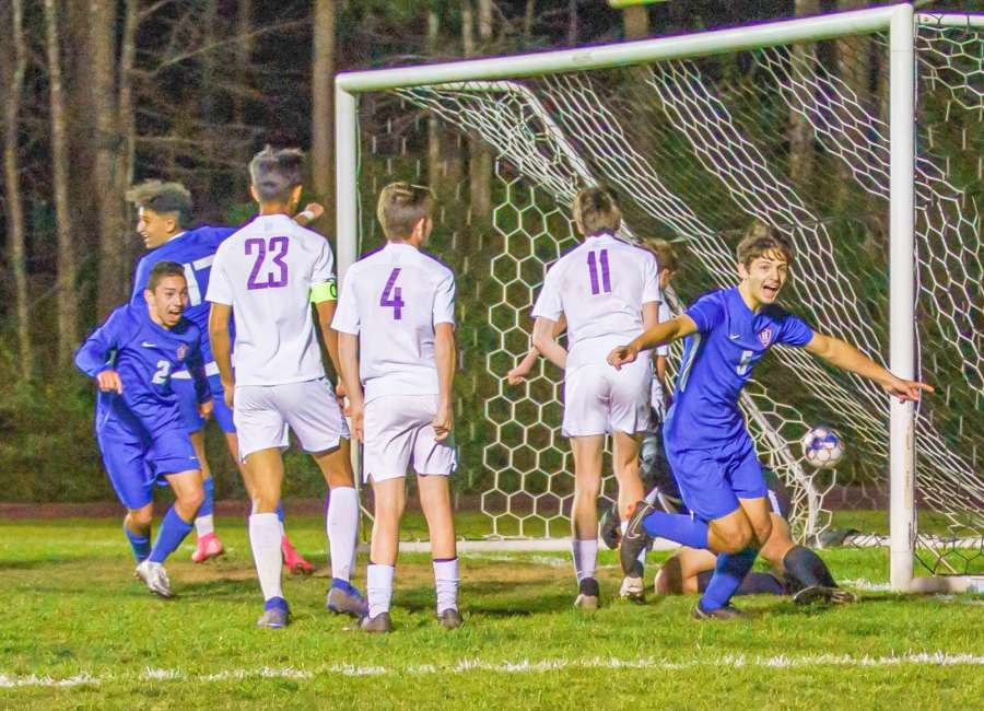 Trinity and Heritage split on the soccer pitch