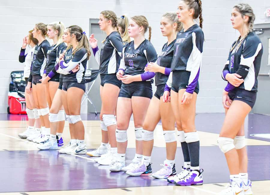 Trinity Christian with volleyball win, improves to 16-3 on season