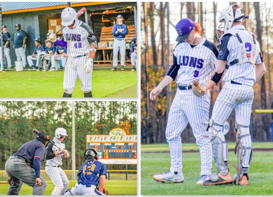 Trinity falls to Troup on the baseball diamond
