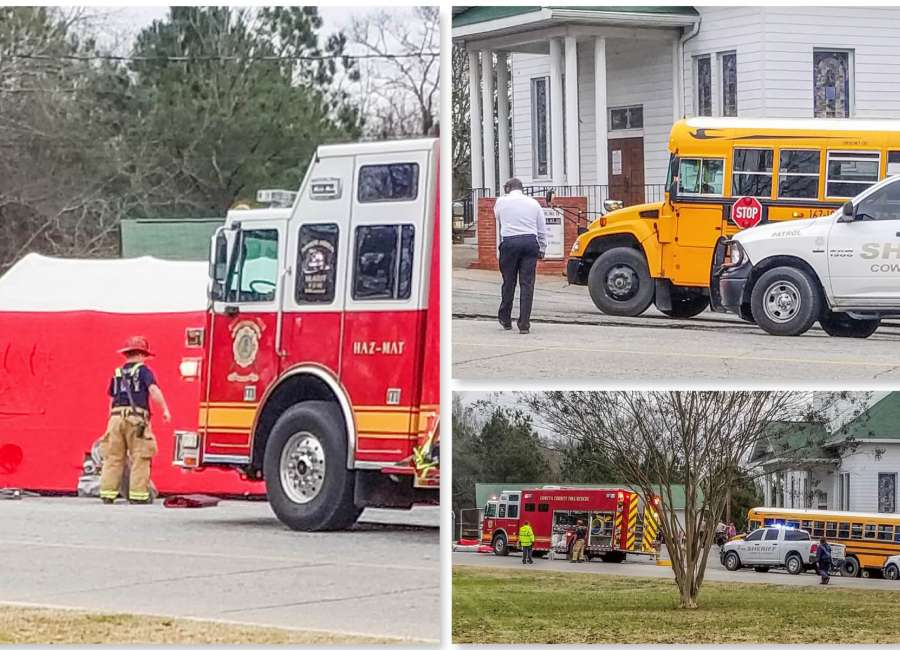 UPDATE: Starch determined as source of school bus stress