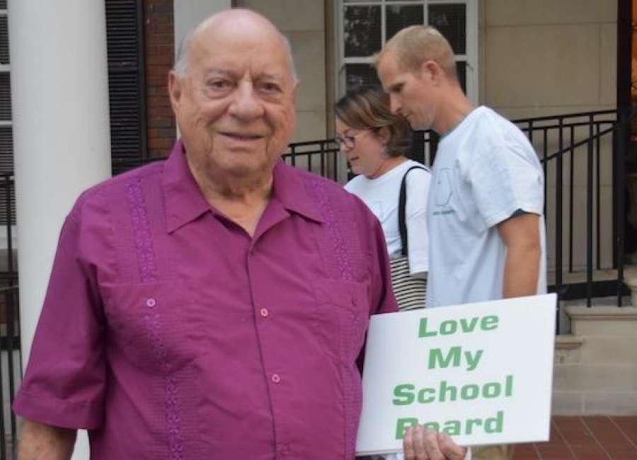 Welch helped schools navigate desegregation