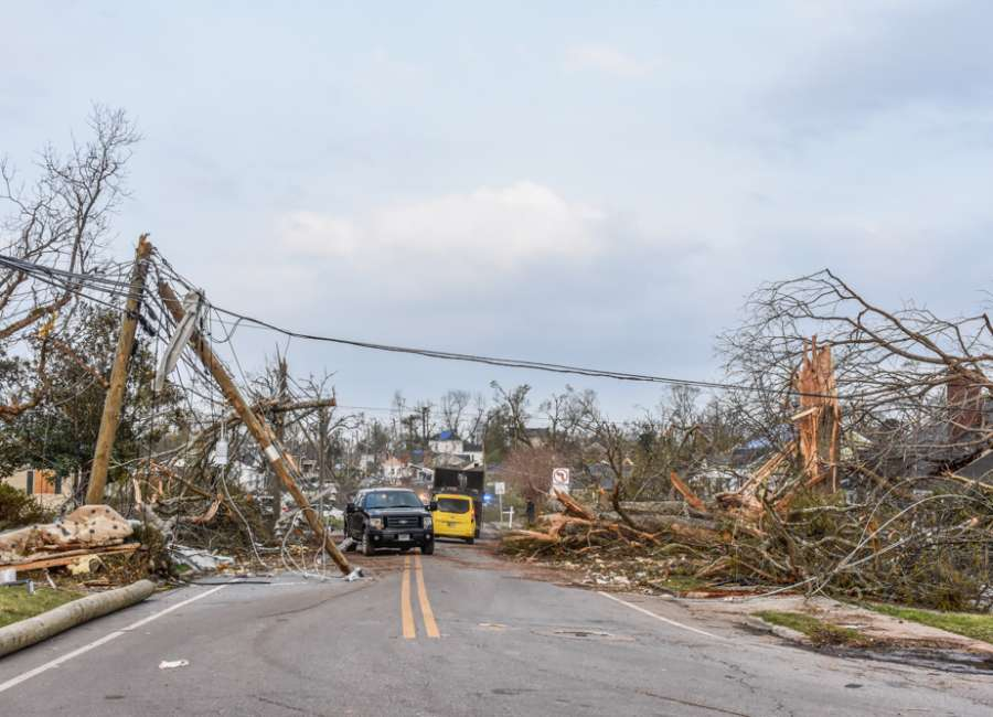Wells Fargo donates $100K in response to Southeast tornadoes