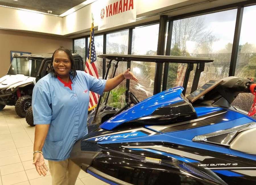 Yamaha hiring additional 200 workers in Newnan