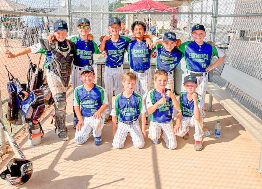 Youth Spotlight – Senoia Bombers win league tournament